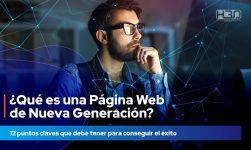 Diseño de una Página Web de Nueva Generación